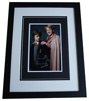 Kenneth Branagh Signed Autograph 16x12 framed photo display Harry Potter COA