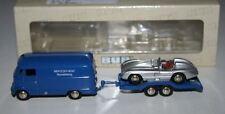 Bub Mercedes 300-SLR Rennabteilung Racer & L319 Van 1:87 - Bubmobil HO Gift Set