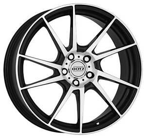 Dotz Kendo wheels 7.0Jx17 ET40 5x114,3 for Daihatsu Terios rims