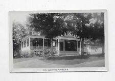 Vintage RPPC Postcard AUTOREST INN Piermont NH R166