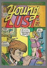 YOUNG LUST#3 CRUMB Art Spieglman Bill Griffith SPAIN Jay Lynch R Brand G Shelton