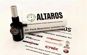 AirForce Condor Airgun PCP pressure regulator with manometer –Altaros