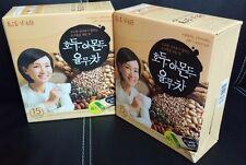 Walnut Almond Adlay Tea Job's TearsTea 18g*15 Sticks*2Box(540g) For Family Tea
