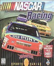 NASCAR Racing: All American Sports Series (Windows 95) Customize Your Stock Car!