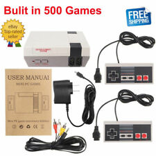 NE MINI Edition Entertainment CONSOLE Built -in 500 Classics Games USA Seller