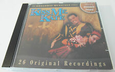 Kiss Me Kate - Broadway Musical Show (CD Album 2000) Used very good