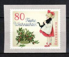 Österreich Nr. 3442 ** Weihnachten  Kind und Katze  ohne Nummer