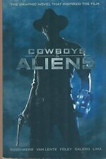 COWBOYS & ALIENS (2011) IT Books comics TPB