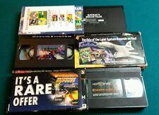 3 N64 Promo Tape Hot Newz 64: Nsider's Guide, Starfox & Rayman Dream Team