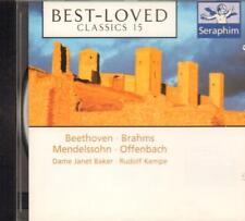 (CD Album)Best Loved Classics 15-New