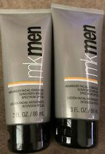 MARY KAY MK MEN ADVANCED FACIAL HYDRATOR SPF 30 Lot Of 2