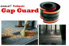 Isuzu Dmax Rubber Tailgate Seal Gap Guard Protector