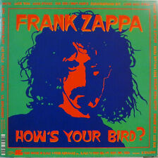 """FRANK ZAPPA """"HOW'S YOUR BIRD? """" ep 10"""" limited edition purple vinyl unplayed"""