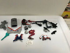 Transformers G1 and G2: Weapons, Parts, Accessories Lot - Vintage