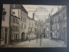 THIONVILLE Diedenhofen Moselle CPA 57 un coin