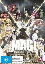 Magi: The Kingdom of Magic - Season 2 NEW R4 DVD