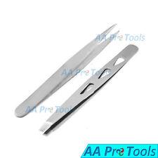 2 Beauty Salon Eyebrow Hair Tweezers Plucker BTS-272