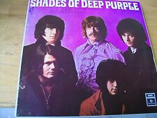 DEEP PURPLE SHADES OF DEEP PURPLE  LP ITALY 1981
