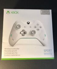 Microsoft XBOX ONE Wireless Controller [ Sport White Special Edition ] NEW