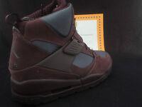 Nike Air Jordan Flight 45 TRK , Trek, Sz 14, Burgundy, 2011 DS Spizike Boots
