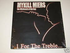 "MYKILL MIERS 1 for the treble/get it right/you don't wa 12"" RECORD"