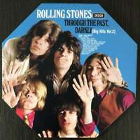 The Rolling Stones Through The Past Darkly (Big Hits Vol.2) LP VINYL Decca 2019