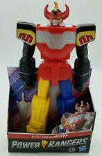 "Hasbro Power Rangers Mighty Morphin Megazord 10"" Action Figure 2020 New"