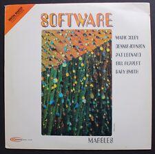Software Bill Ruppert Mark Colby Headfirst LP 1981