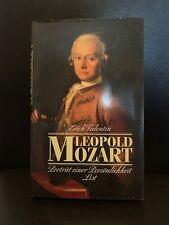 Leopold Mozart: Porträt einer Persönlichkeit List By Erich Valentin 1987