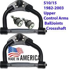 L 1982-93 CHEVY S10 DROP upper arms Pair,Balljoints,XShaft