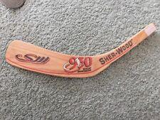 "New Sher-wood 950 Kevlar Reinforced Left hockey stick blade ""Teemu Selanne"""