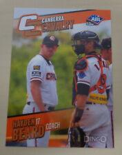 2014 HAYDEN BEARD Australian Baseball - Canberra Cavalry - San Antonio Missions