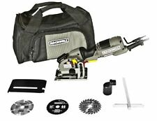 Rockwell Versacut 4.0 Amp Ultra-Compact Circular Saw with  3-Blade Kit