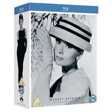 Audrey Hepburn Collection Blu-ray BOXSET 3 Discs Region B