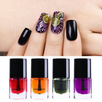 6ml BORN PRETTY Nail Art Colorful Palette Tint Top Coat  Polish Varnish