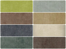 SAMPLE PACK CHENILLE SOFT MATT DESIGNER UPHOLSTERY, CURTAIN CUSHION SOFA FABRIC
