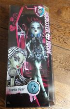 Monster High Original Ghouls Collection - Frankie Stein Doll -  Suitable Ages 6+