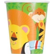 Decoración y menaje vasos de color principal multicolor para todas las ocasiones para mesas de fiesta