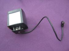 VINTAGE SYLVANIA Cubo-LAMPO Adattatore/Convertitore Connettore di sincronizzazione PC Piombo