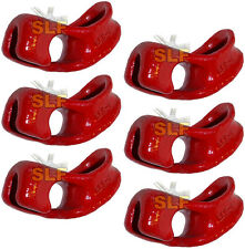 QTY. 6 ESCO STYLE CHOKER CABLE SLIDERS MIDGET HOOK HOLDRITE LOGGING SKIDDING NEW
