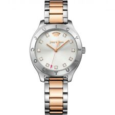 Women's Juicy CoutureSierra Watch - Silver Rose Gold Two Tone *BRAND NEW*