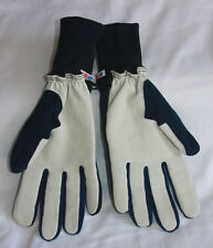 Swix Gloves Large Nylon With Leather Palms & Fingers Polyester Lining