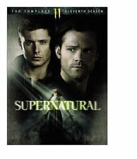 SUPERNATURAL: SEASON 11 DVD - THE COMPLETE ELEVENTH SEASON [6 DISCS] - NEW