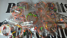 Sea fishing Rigs x 30 top quality shore rigs, flapper, rough ground rigs, pulley