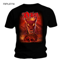 Official T Shirt DIO Metal Ronnie James A DECADE of Dio All Sizes