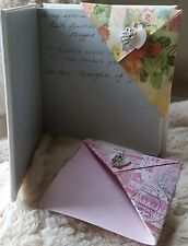 Handmade Bookmarks - Lovely Personal Unique Gift for Under a Fiver