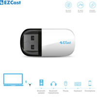 600Mbps Mini USB Bluetooth Wireless WiFi Network Adapter Dual Band Receiver