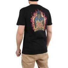 Santa Cruz Knox Firepit S/S T-Shirt - Black