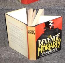 THE REVENGE OF MORIARTY BY JOHN GARDNER 1975 1ST EDITION DUST JACKET