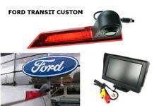 Ford Transit Custom Van Marcha Atrás Cámara y Pantalla May 2016-2018